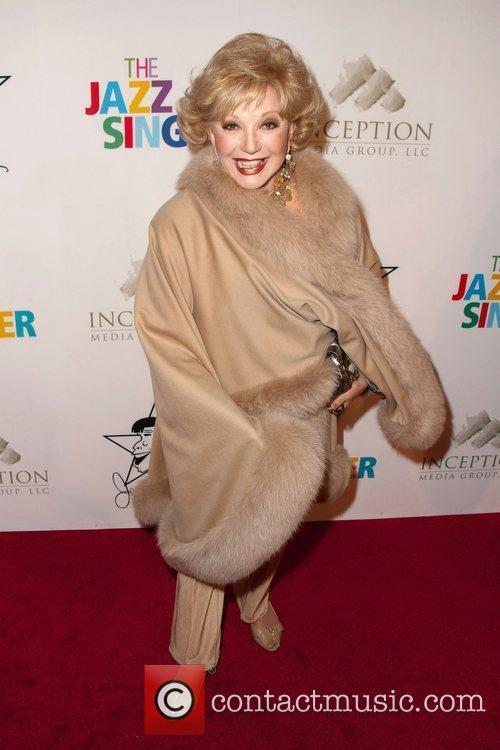 Ruta Lee,  at the Jerry Lewis 60...