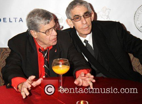 Jerry Lewis and Richard Belzer 2