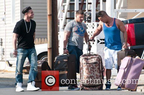 Mike Sorrentino and Ronnie Ortiz-magro 1