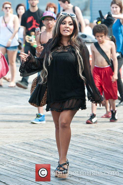 nicole snooki polizzi the cast of jersey 3922905