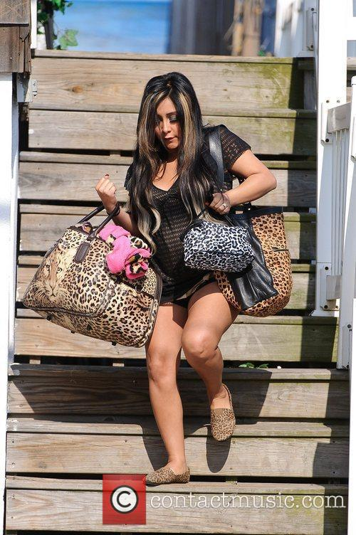 nicole polizzi the cast of jersey shore 3932257