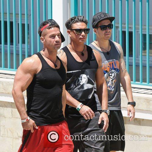 Mike 'The Situation' Sorrentino, Pauly Delvecchio, Vinny Guadagnino...