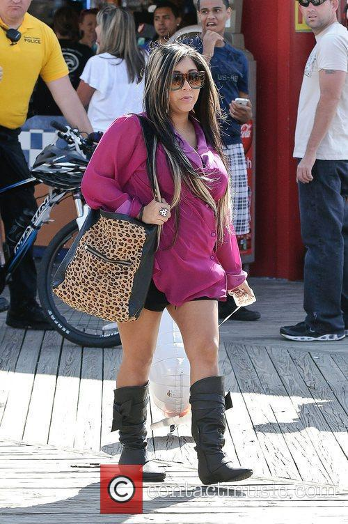 nicole snooki polizzi out and about on 3948373