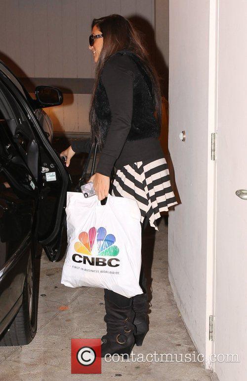 Sammi 'Sweetheart' Giancola arrives at LAX airport Los...