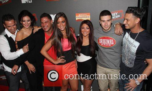Cast, Jersey Shore, Mike, The Situation' Sorrentino, Jenni, Farley, Ronnie Ortiz-magro, Sammi, Sweetheart' Giancola, Deena Cortese, Vinny Guadagnino, Paul and Pauly D 2