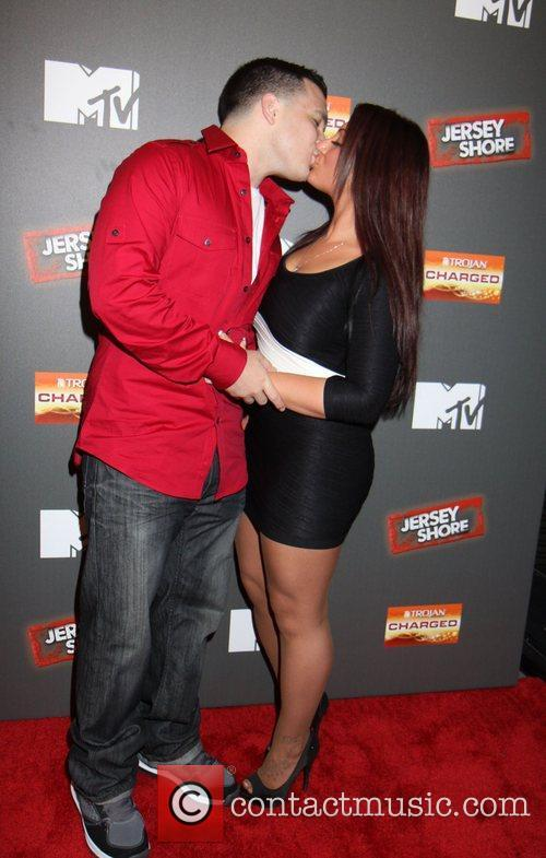 Deena Cortese and boyfriend 'Jersey Shore' season 6...