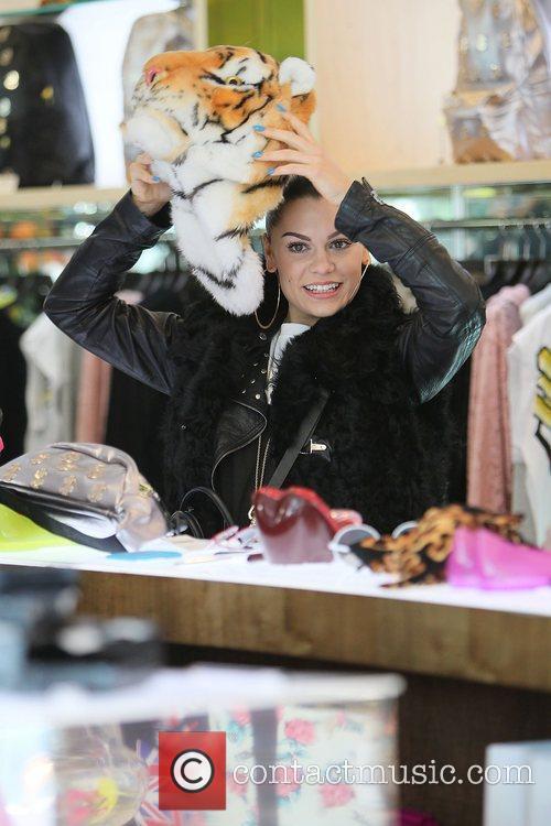 Jessie J real name Jessica Cornish models a...