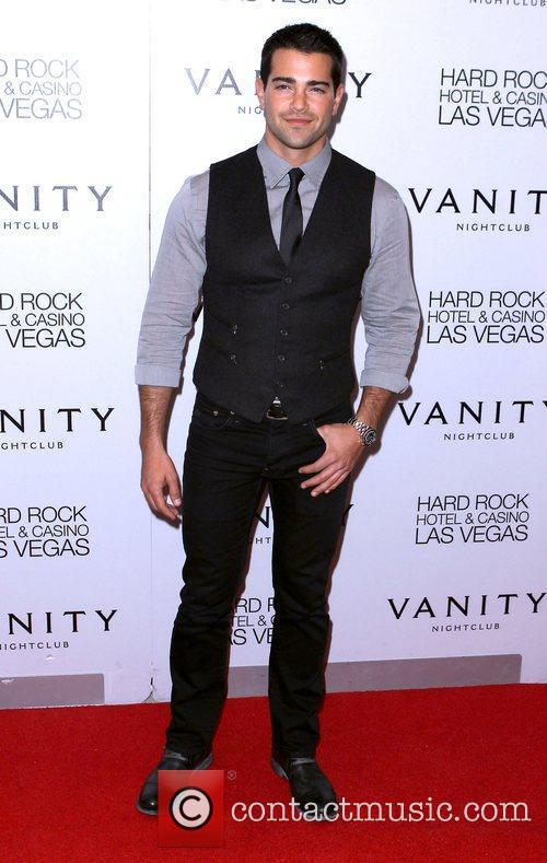 Celebrates his birthday at Vanity nightclub inside the...