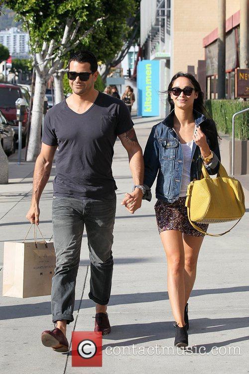 Jesse Metcalfe and Cara Santana 9