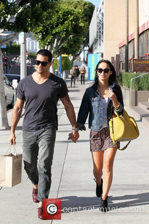 Jesse Metcalfe and Cara Santana 10