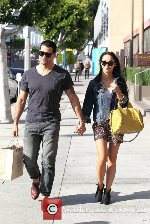 Jesse Metcalfe and Cara Santana 11