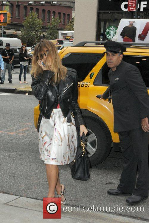 Jessica Alba and Manhattan 8