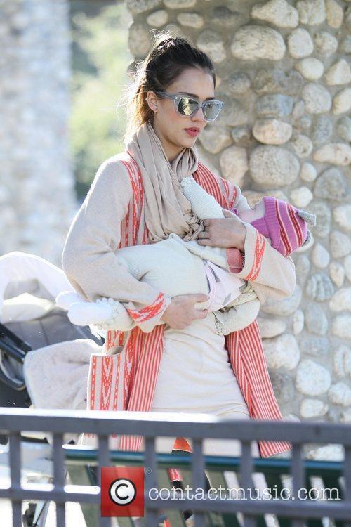 jessica alba and her daughter haven warren 3774495
