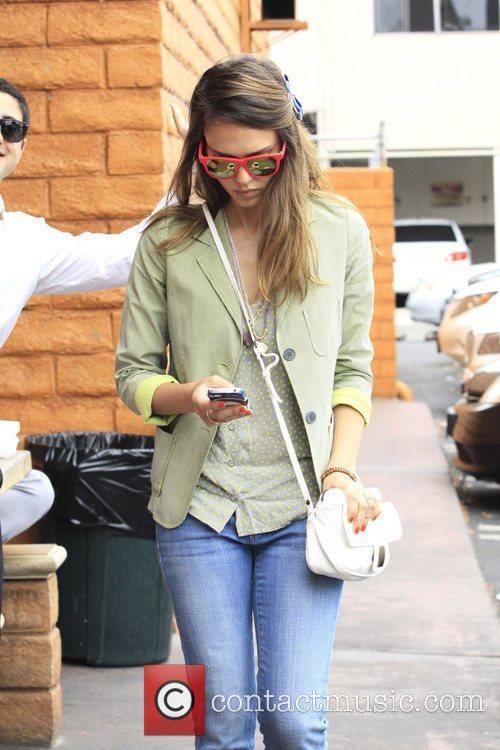 jessica alba is seen out and about 5863052