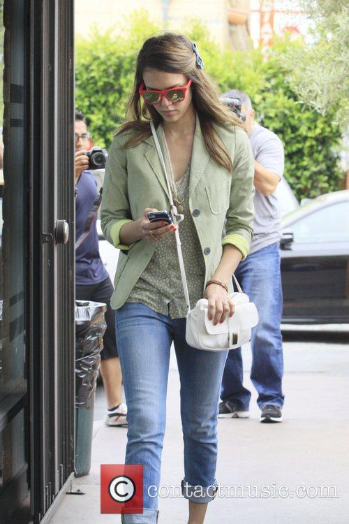 jessica alba is seen out and about 5863058
