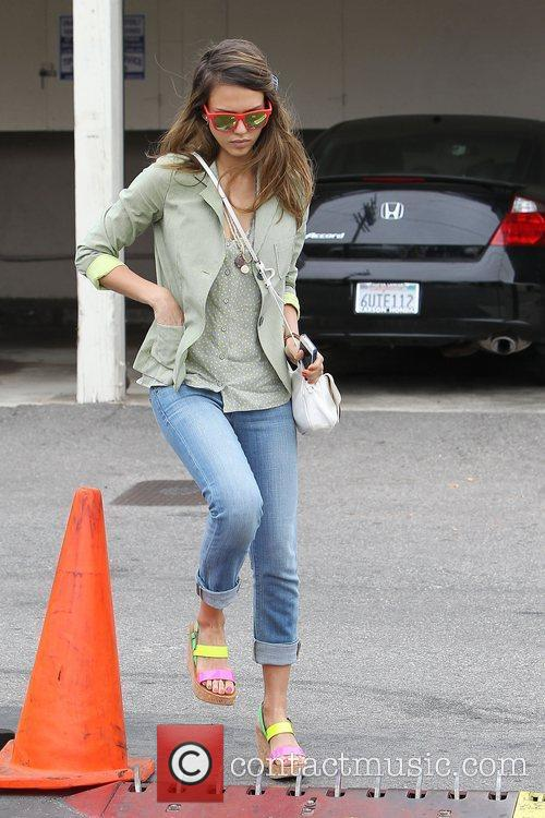 jessica alba is seen out and about 3940464