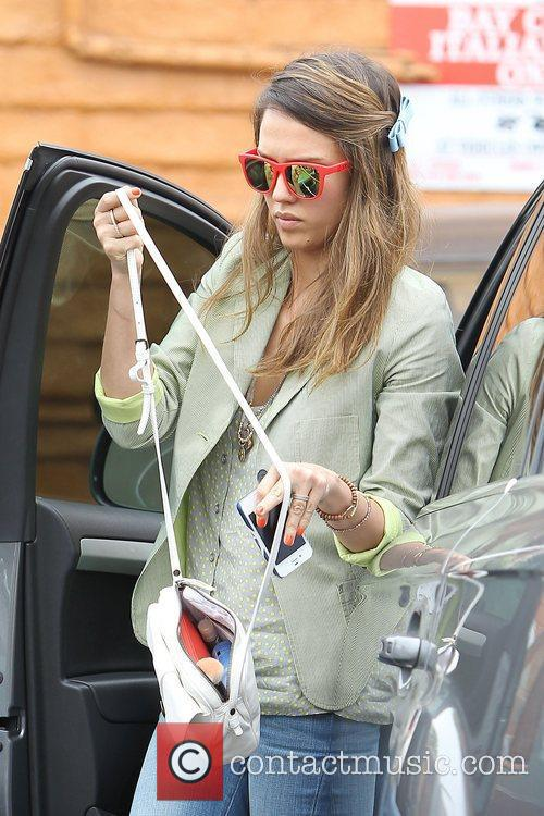 jessica alba is seen out and about 3940471