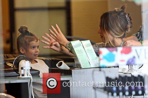 Jessica Alba and Honor Marie Warren 3