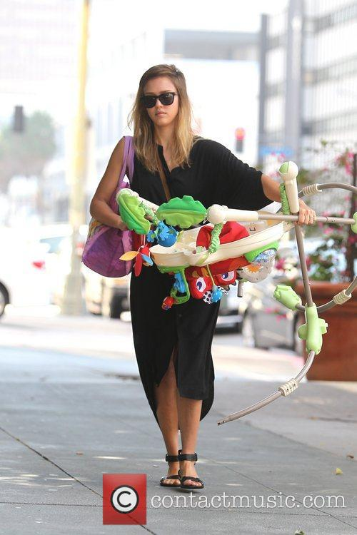 Jessica Alba and Los Angeles 2