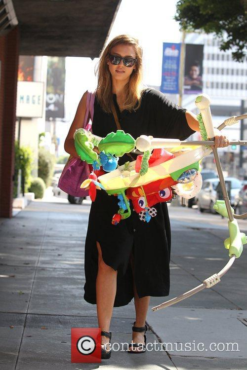 Jessica Alba and Los Angeles 3