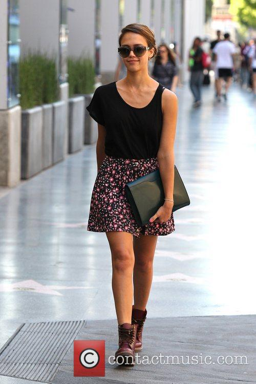 Jessica Alba and Outfit 13