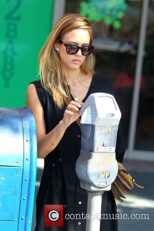 Jessica Alba and Los Angeles 12