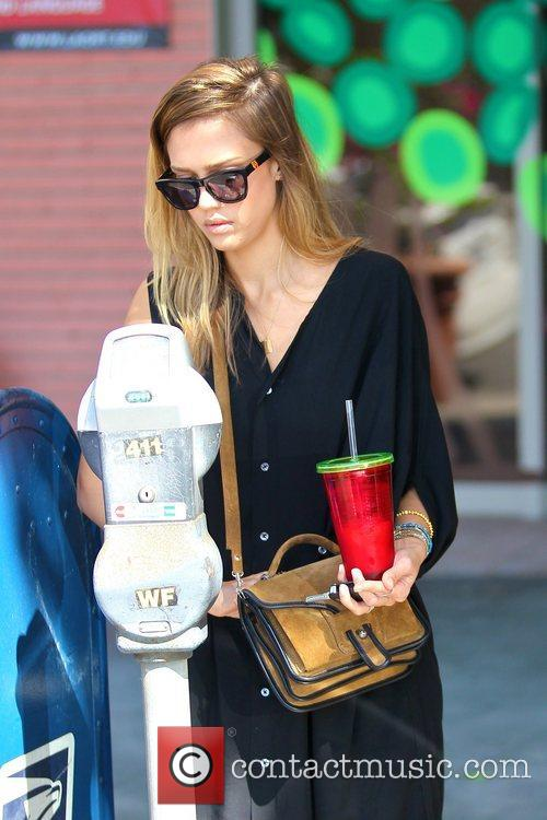 Jessica Alba and Los Angeles 8