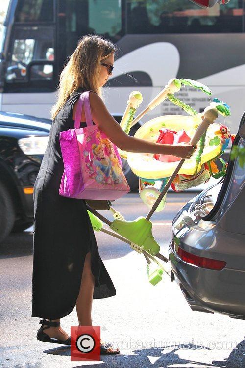 Jessica Alba and Los Angeles 11