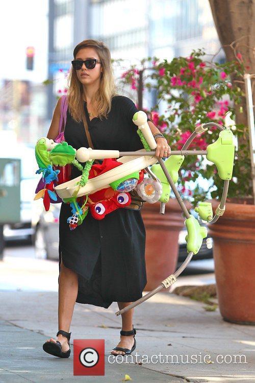 Jessica Alba and Los Angeles 14