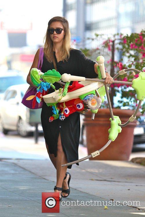 Jessica Alba and Los Angeles 16
