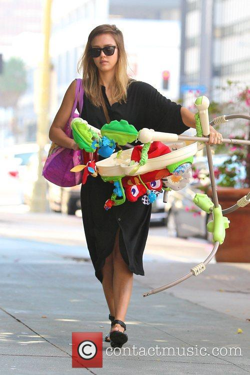 Jessica Alba and Los Angeles 10