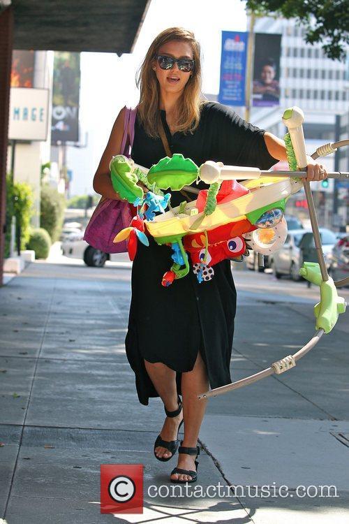 Jessica Alba and Los Angeles 15