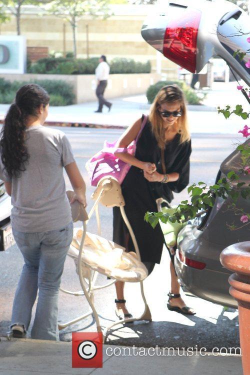 Jessica Alba and Los Angeles 22