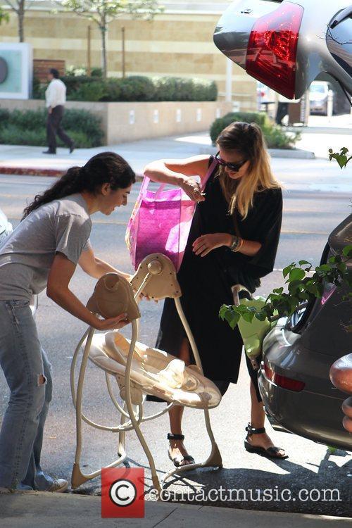 Jessica Alba and Los Angeles 20