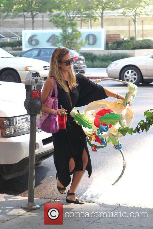 Jessica Alba and Los Angeles 23
