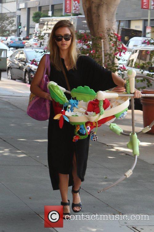 Jessica Alba and Los Angeles 19