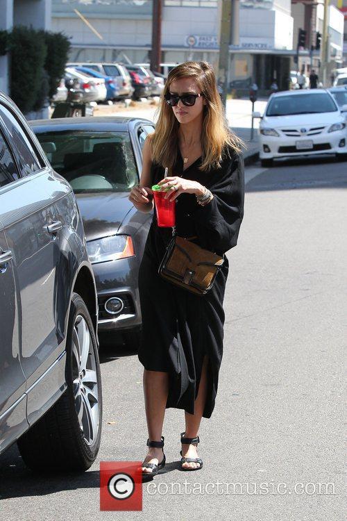 Jessica Alba and Los Angeles 25