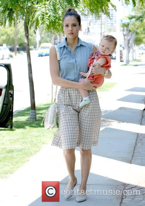jessica alba and daughter haven warren out 3960142