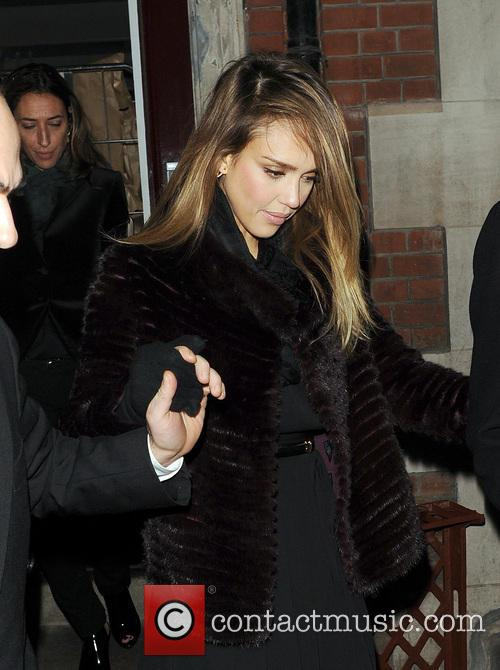 Jessica Alba, Lulu Members and Mayfair 5