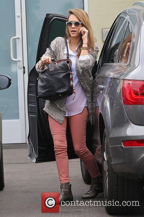 jessica alba out and about in west 3795542