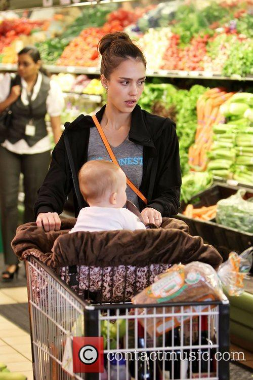 jessica alba and her baby daughter haven 3814186