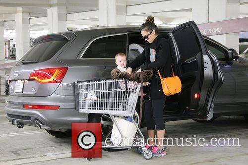 jessica alba and her baby daughter haven 3814141