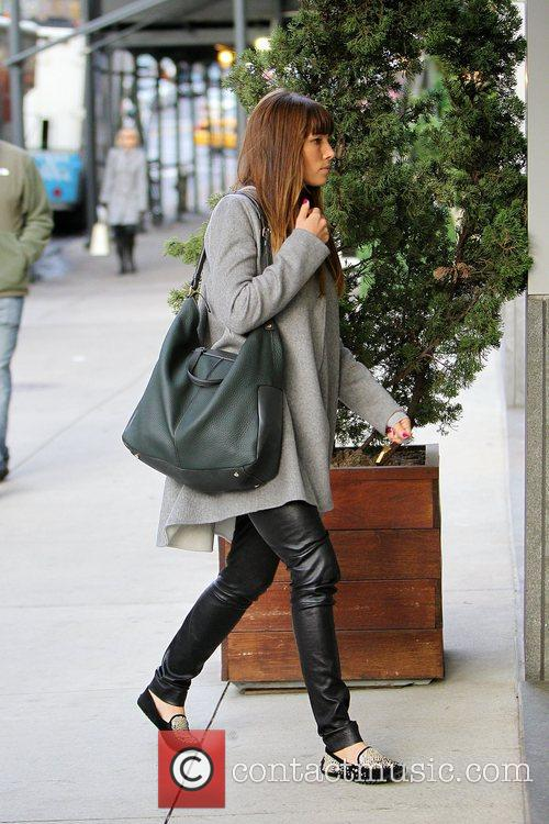 Jessica Biel, Soho and Manhattan 6