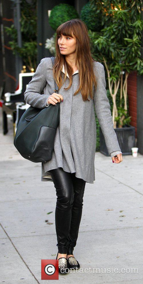 Jessica Biel, Soho and Manhattan 4