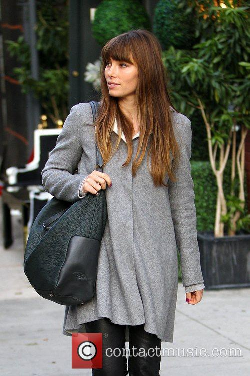 Jessica Biel, Soho and Manhattan 7