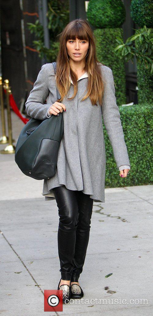Jessica Biel, Soho and Manhattan 5