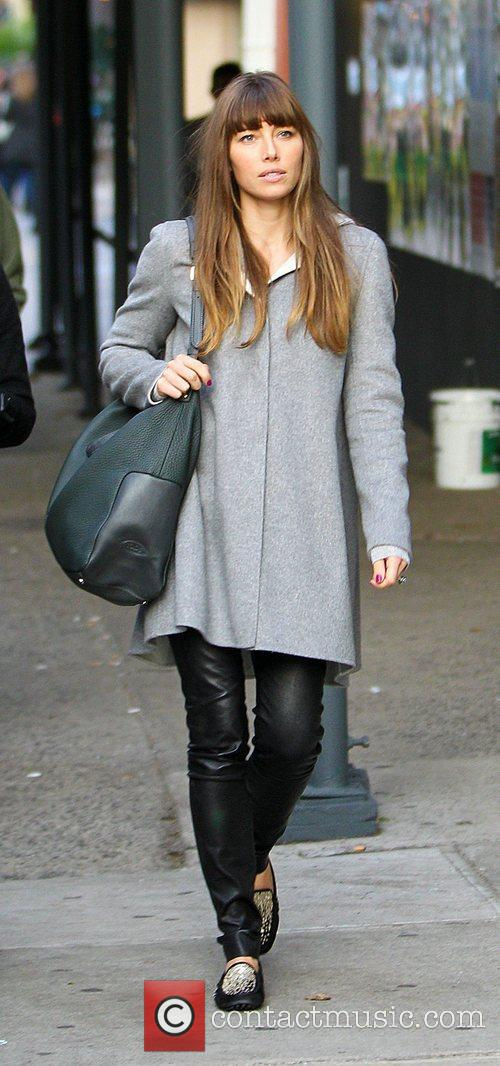 Jessica Biel, Soho and Manhattan 3