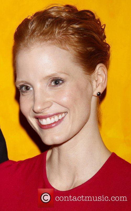 Jessica Chastain TimesTalk Presents An Evening With Jessica...