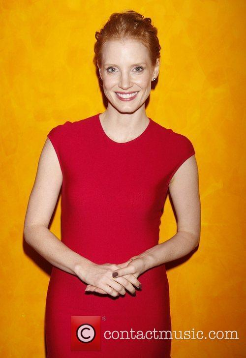 TimesTalk Presents An Evening With Jessica Chastain at...
