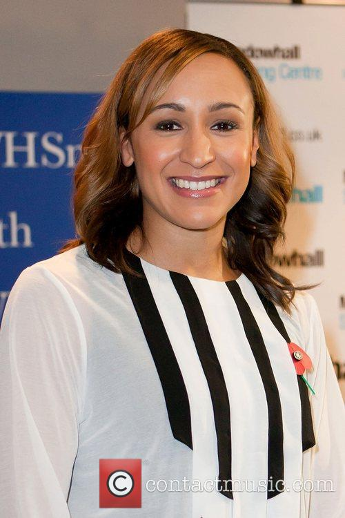 jessica ennis promotes and signs copies of 4166458